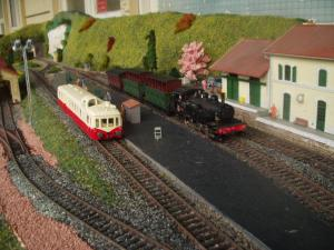 Cercle de Modélisme Ferroviaire Granvillais (CMFG)